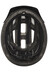 UVEX city e Helm black mat